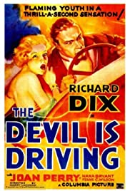 The Devil Is Driving Poster
