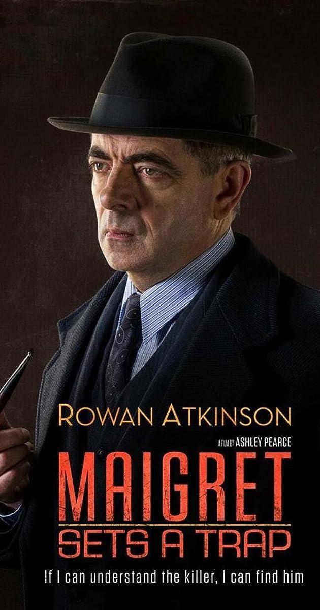 Megrė spendžia spąstus / Maigret Sets a Trap (2016) online