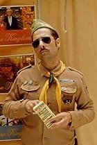 Image of Cousin Ben Troop Screening with Jason Schwartzman