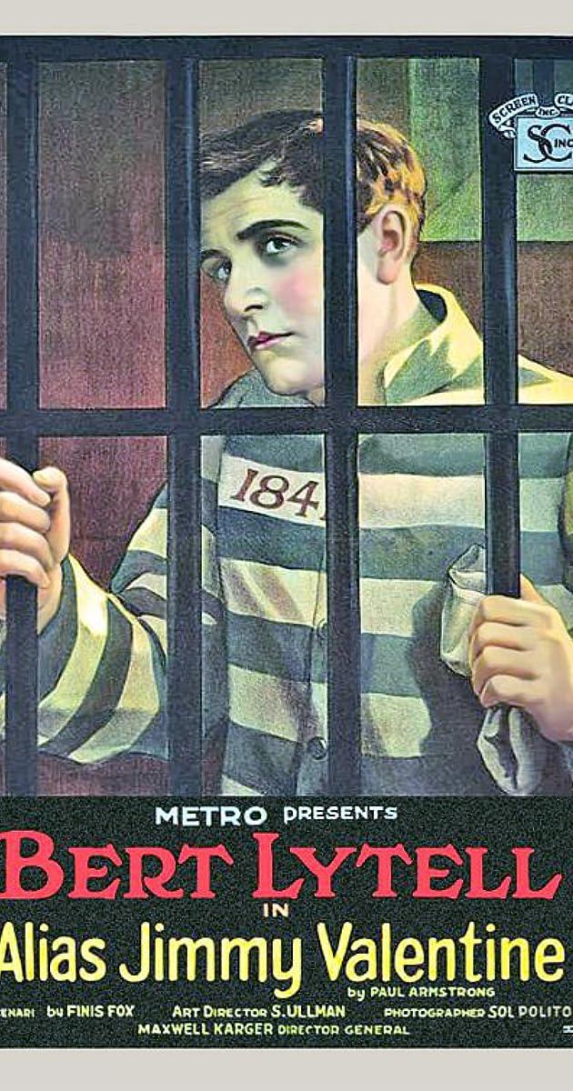 Alias Jimmy Valentine (1920)   IMDb