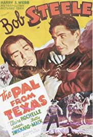 The Pal from Texas Poster