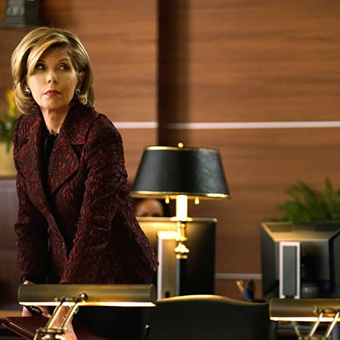 Christine Baranski in The Good Fight (2017)