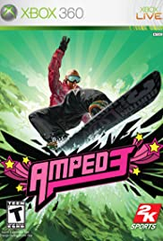 Amped 3 Poster