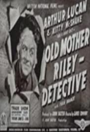 Old Mother Riley Detective Poster