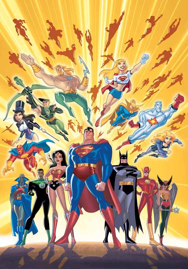 Justice League Season 4