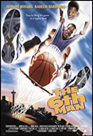The Sixth Man (1997) Poster - Movie Forum, Cast, Reviews
