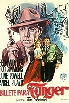 Billete para Tánger (1955) Poster