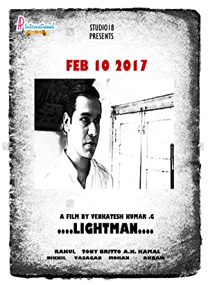 Lightman Poster