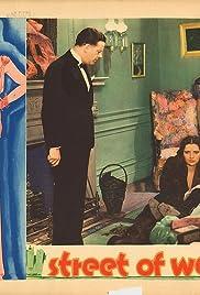 Street of Women(1932) Poster - Movie Forum, Cast, Reviews