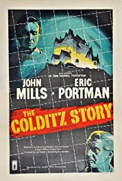 The Colditz Story poster