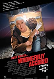 Wrongfully Accused Poster