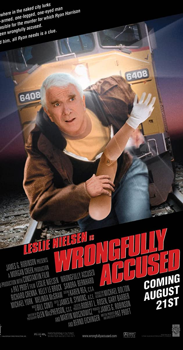 wrongfully accused imdb