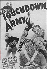 Touchdown, Army Poster