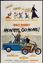 Monkeys, Go Home! (1967) Poster - Movie Forum, Cast, Reviews