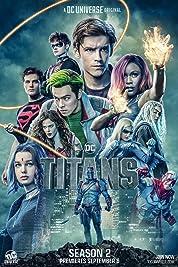 Titans - Season 1 poster