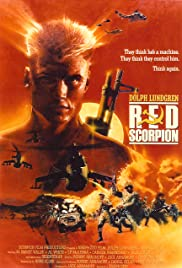 Red Scorpion (1988) Poster - Movie Forum, Cast, Reviews
