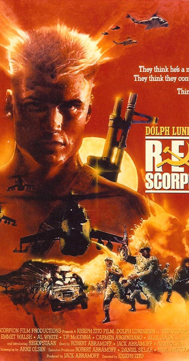Red Scorpion 1988 Imdb