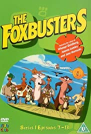 Foxbusters Poster