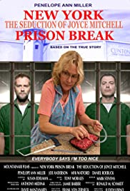 New York Prison Break the Seduction of Joyce Mitchell Poster