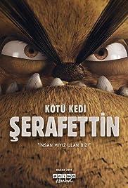 Kötü Kedi Serafettin Poster