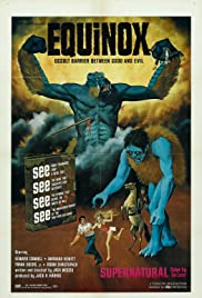 Equinox (1970) Poster - Movie Forum, Cast, Reviews
