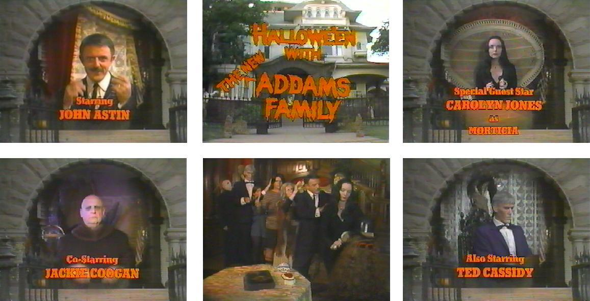 with the New Addams Family (1977)