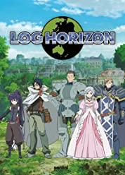Log Horizon - Season 2 poster