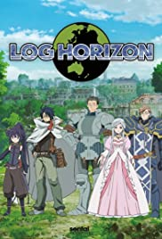 Log Horizon Poster - TV Show Forum, Cast, Reviews