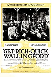 Get-Rich-Quick Wallingford Poster