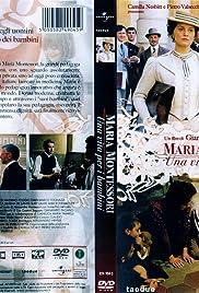 Maria Montessori: una vita per i bambini Poster