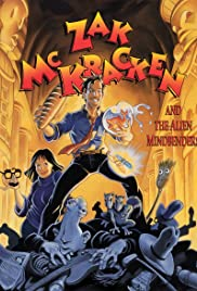 Zak McKracken and the Alien Mindbenders (1988) Poster - Movie Forum, Cast, Reviews