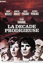 Ten Days Wonder(1971) Poster - Movie Forum, Cast, Reviews