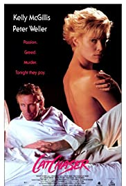 Cat Chaser (1989) Poster - Movie Forum, Cast, Reviews