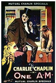 One A.M.(1916) Poster - Movie Forum, Cast, Reviews