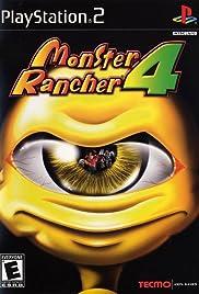 Monster Rancher 4 Poster