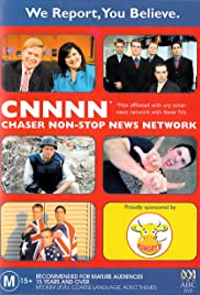 CNNNN: Chaser Non-Stop News Network Poster - TV Show Forum, Cast, Reviews