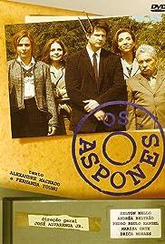 Os Aspones Poster