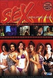 Sex in Philippine Cinema Poster