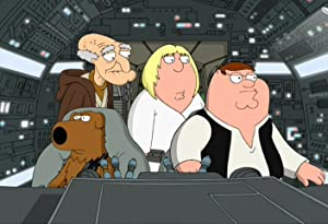 Family Guy Presents: Blue Harvest Poster