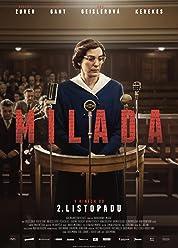 Milada (2017) poster