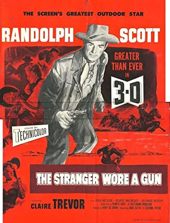 The Stranger Wore a Gun (1953)