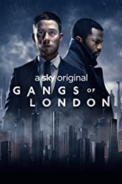 Gangs of London - Season 1 poster