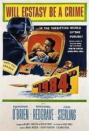 1984(1956) Poster - Movie Forum, Cast, Reviews