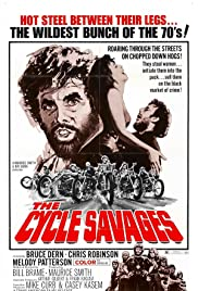 The Cycle Savages (1969) Poster - Movie Forum, Cast, Reviews