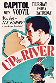 Up the River (1930) Poster - Movie Forum, Cast, Reviews