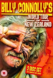 World Tour of New Zealand Poster