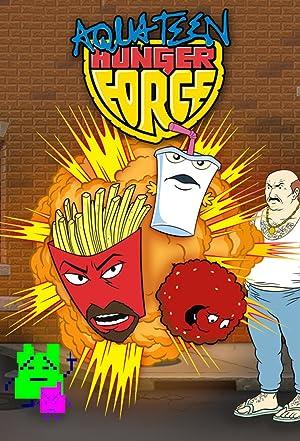 Poster Aqua Teen Hunger Force