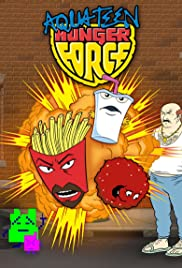 Aqua Teen Hunger Force Poster - TV Show Forum, Cast, Reviews