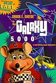 Chuck E. Cheese in the Galaxy 5000 Poster