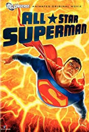 All-Star Superman (2011) Poster - Movie Forum, Cast, Reviews